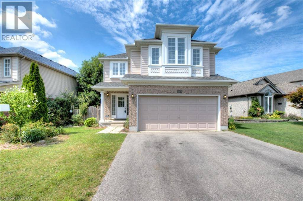 House for sale at 657 Oakcrossing Rd London Ontario - MLS: 215281