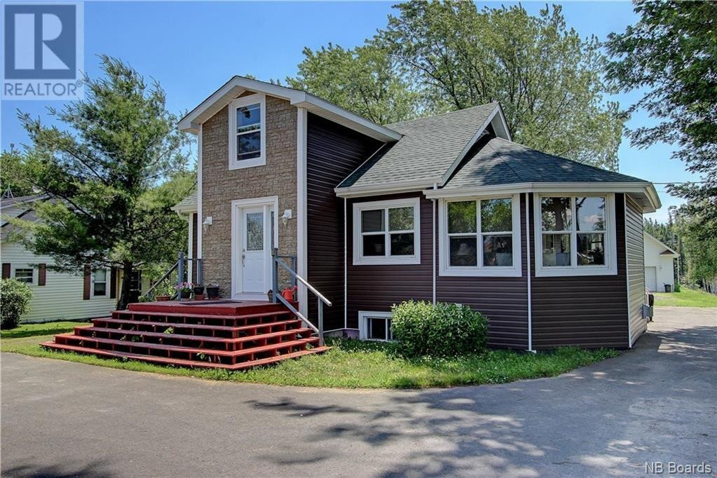 House for sale at 6574 10 Rte Upper Salmon Creek New Brunswick - MLS: NB049856