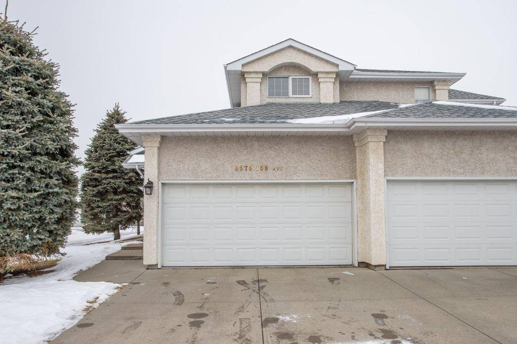 Townhouse for sale at 6576 158 Ave Nw Edmonton Alberta - MLS: E4180220