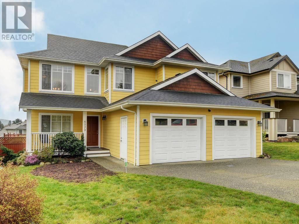 House for sale at 6579 Felderhof Rd Sooke British Columbia - MLS: 423773