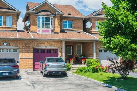 Townhouse for sale at 6579 Skipper Wy Mississauga Ontario - MLS: W4818930