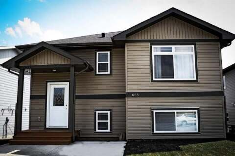 House for sale at 658 46  Ave Coalhurst Alberta - MLS: A1003784