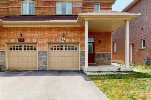 Townhouse for sale at 658 Best Rd Milton Ontario - MLS: W4827530