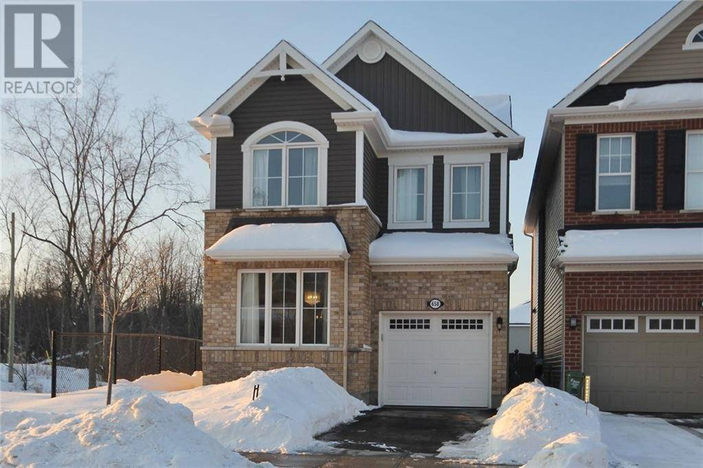 House for sale at 658 Dundonald Dr Nepean Ontario - MLS: 1181966