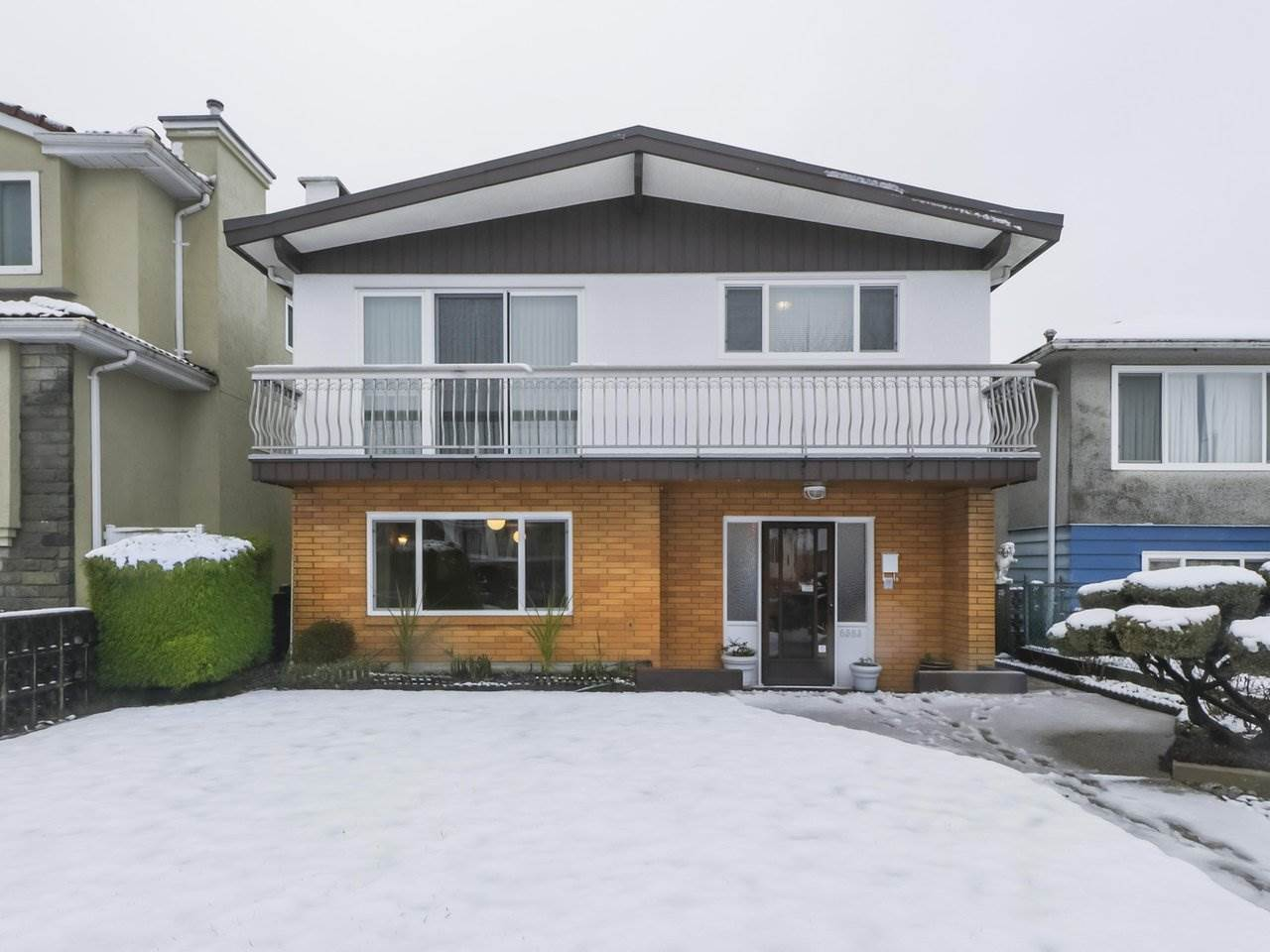 For Sale: 6583 Clarendon Street, Vancouver, BC | 4 Bed, 3 Bath House for $1699000.
