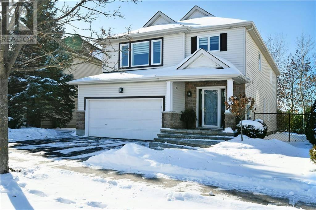 House for sale at 659 Devonwood Circ Ottawa Ontario - MLS: 1175386