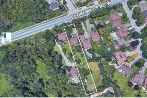 House for sale at 659 Elgin Mills Rd Richmond Hill Ontario - MLS: N4808952
