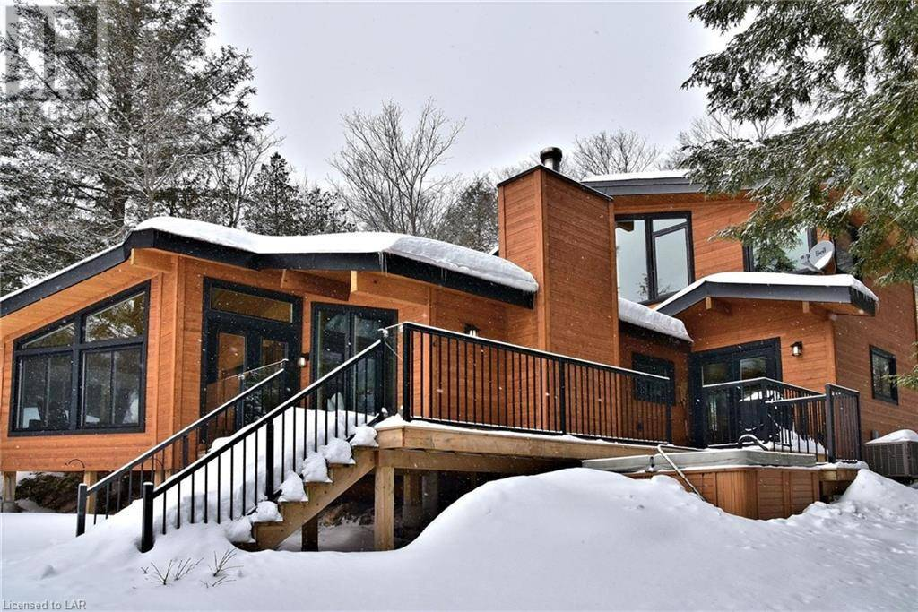 House for sale at 6593 Kennisis Lake Rd Haliburton Ontario - MLS: 245124