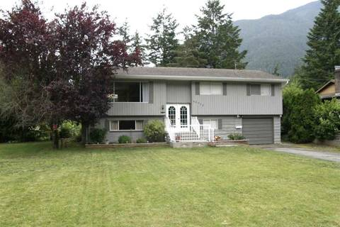 House for sale at 65933 Park Ave Hope British Columbia - MLS: R2377604