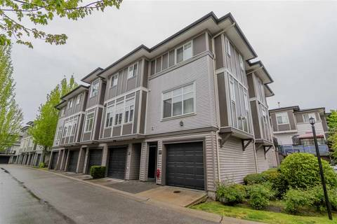 Townhouse for sale at 1010 Ewen Ave Unit 66 New Westminster British Columbia - MLS: R2454121