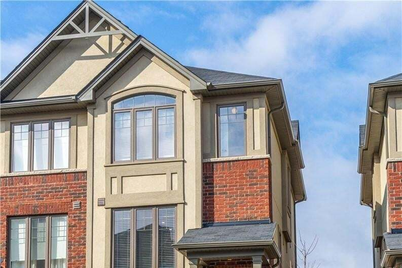 Townhouse for sale at 1169 Garner Rd E Unit 66 Ancaster Ontario - MLS: H4079721