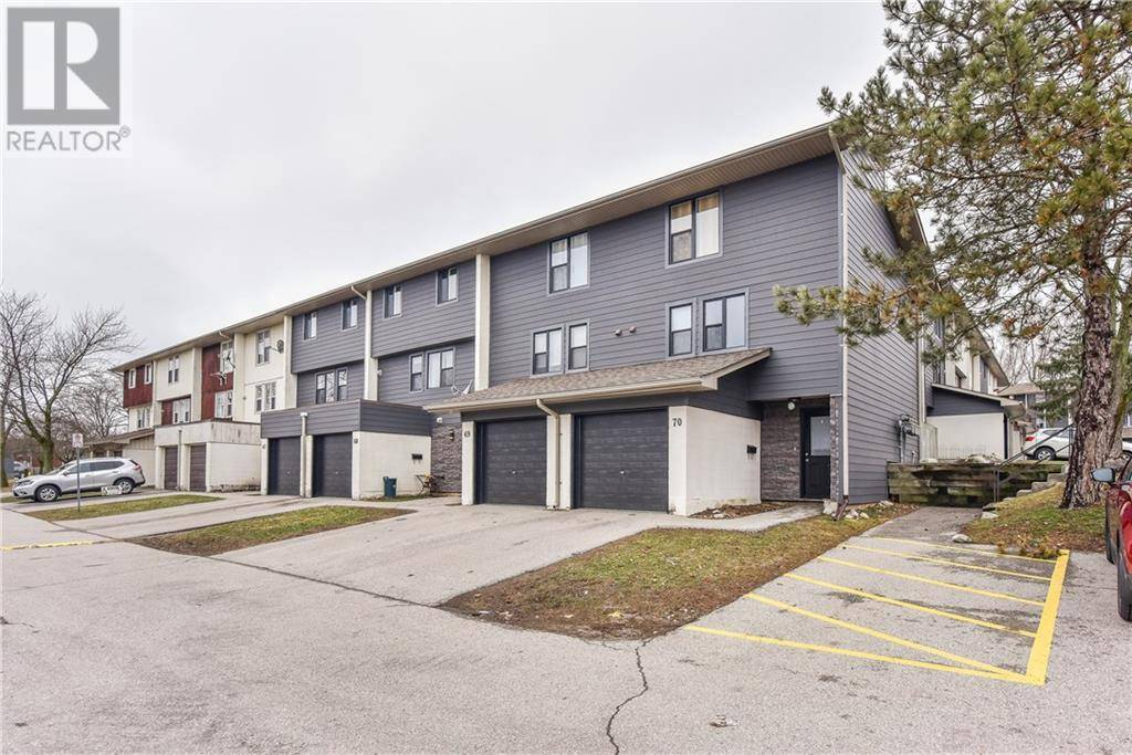 Townhouse for sale at 135 Chalmers St South Unit 66 Cambridge Ontario - MLS: 30796036
