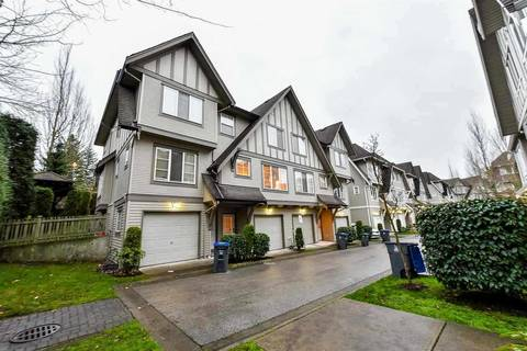 Townhouse for sale at 15175 62a Ave Unit 66 Surrey British Columbia - MLS: R2362118