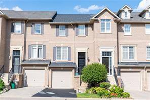 Townhouse for sale at 2280 Baronwood Dr Unit 66 Oakville Ontario - MLS: O4601784