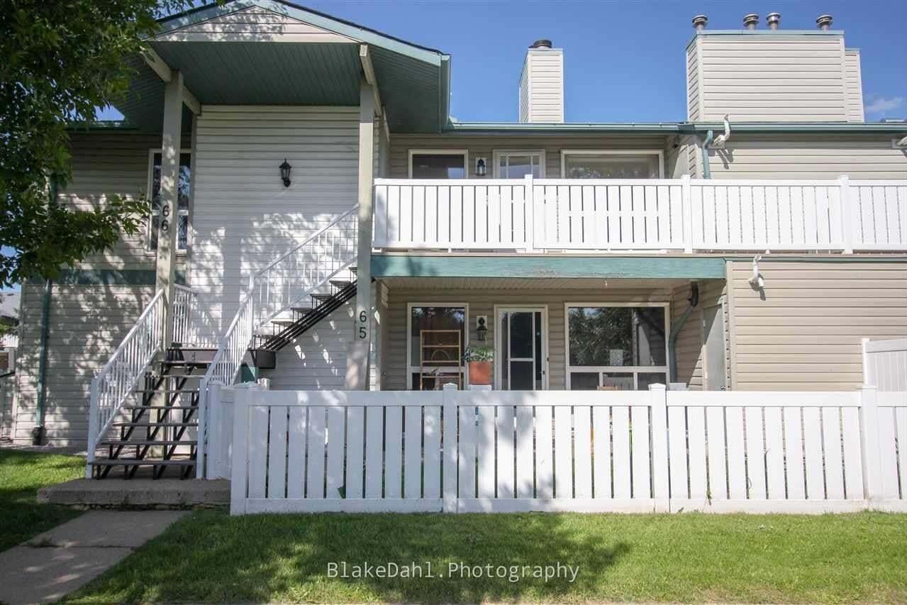 Townhouse for sale at 2703 79 St NW Unit 66 Edmonton Alberta - MLS: E4207365