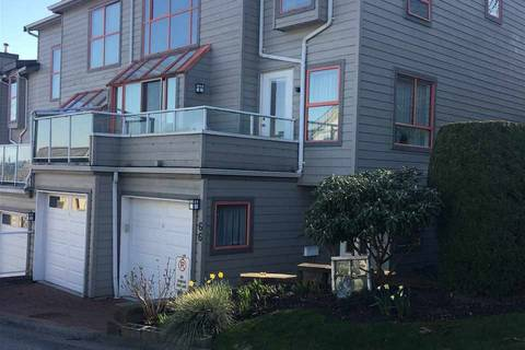 Townhouse for sale at 323 Governors Ct Unit 66 New Westminster British Columbia - MLS: R2446273