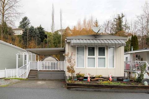Home for sale at 3300 Horn St Unit 66 Abbotsford British Columbia - MLS: R2398116