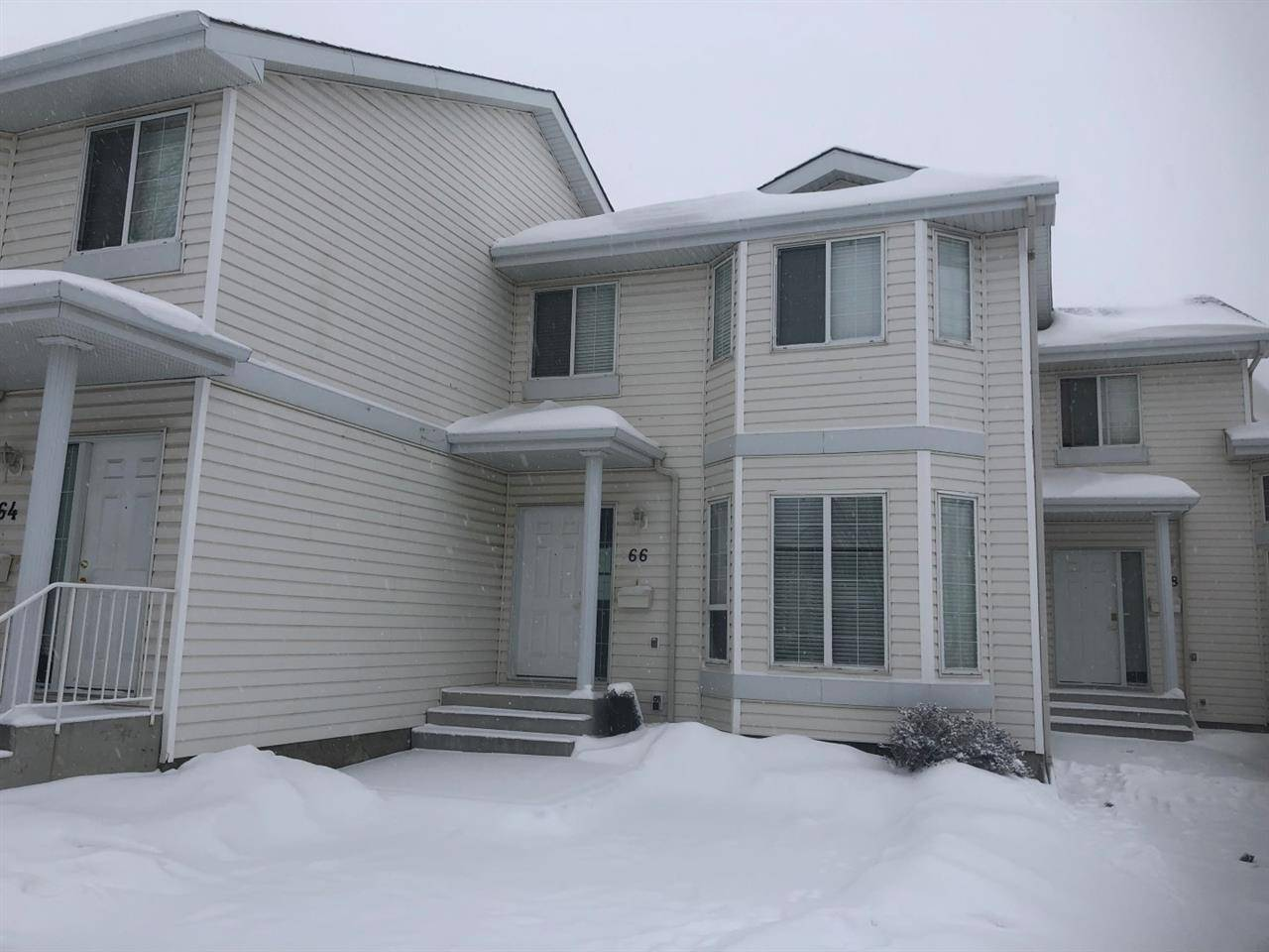 Townhouse for sale at 3380 28a Ave Nw Unit 66 Edmonton Alberta - MLS: E4184696