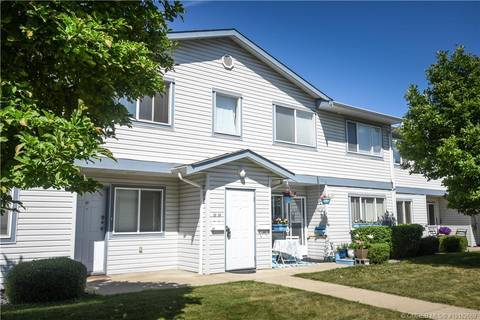 Townhouse for sale at 4740 20 St Unit 66 Vernon British Columbia - MLS: 10182669