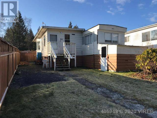 House for sale at 7345 Klakish Pl Unit 66 Port Hardy British Columbia - MLS: 466948
