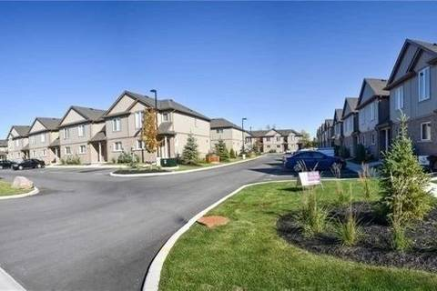 Apartment for rent at 7768 Ascot Circ Unit 66 Niagara Falls Ontario - MLS: X4683009
