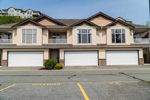 Townhouse for sale at 8590 Sunrise Dr Unit 66 Chilliwack British Columbia - MLS: R2364768