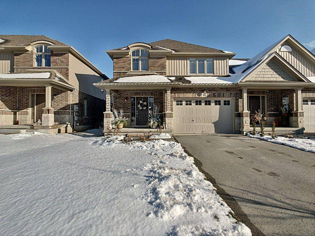Townhouse for sale at 66 Abbott Pl Fonthill Ontario - MLS: H4070046