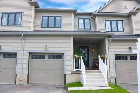 Townhouse for sale at 66 Arnold Marshall Blvd Haldimand Ontario - MLS: X4454162
