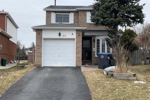 House for sale at 66 Banting Cres Brampton Ontario - MLS: W4807724