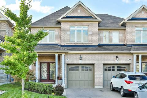 Townhouse for sale at 66 Barli Cres Vaughan Ontario - MLS: N4606904