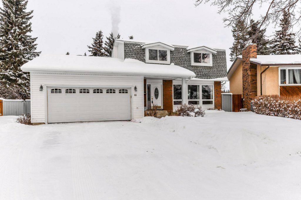 House for sale at 66 Beaverbrook Cres St. Albert Alberta - MLS: E4184308
