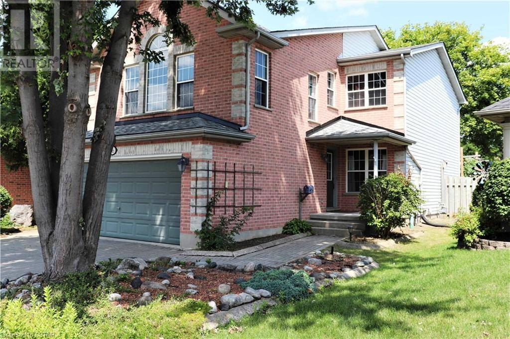 House for sale at 66 Bellrock Cres London Ontario - MLS: 221314