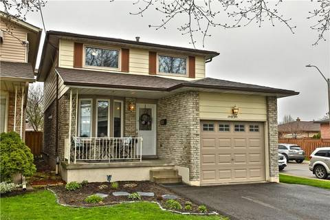 House for sale at 66 Berkindale Dr Hamilton Ontario - MLS: H4051998
