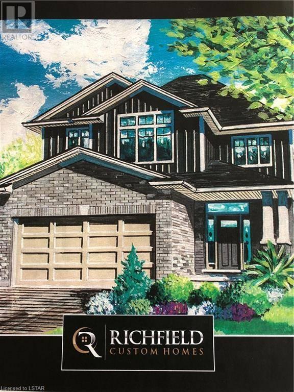 House for sale at 66 Bowman Dr Ilderton Ontario - MLS: 215721