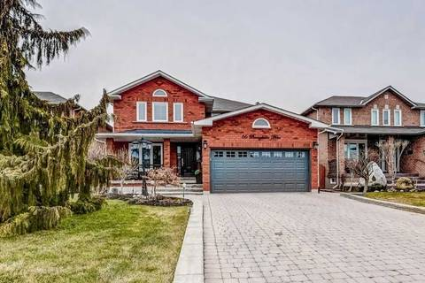 House for sale at 66 Brougham Dr Vaughan Ontario - MLS: N4726966