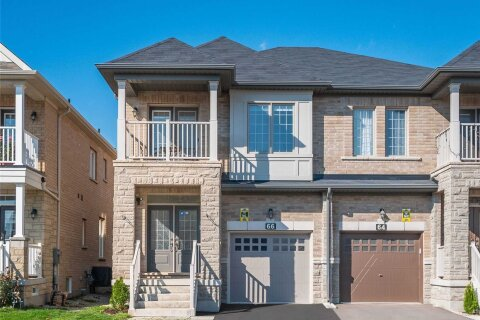 Townhouse for sale at 66 Buchanan Cres Brampton Ontario - MLS: W4971991