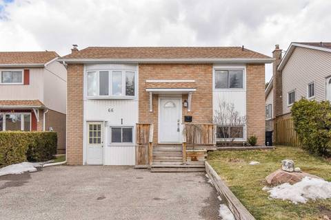 House for sale at 66 Byton Ln Cambridge Ontario - MLS: X4387704