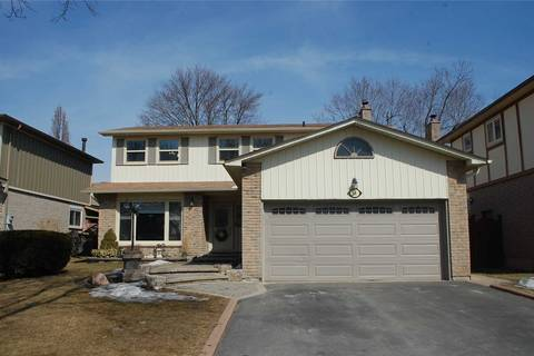 House for sale at 66 Calder Cres Whitby Ontario - MLS: E4395739