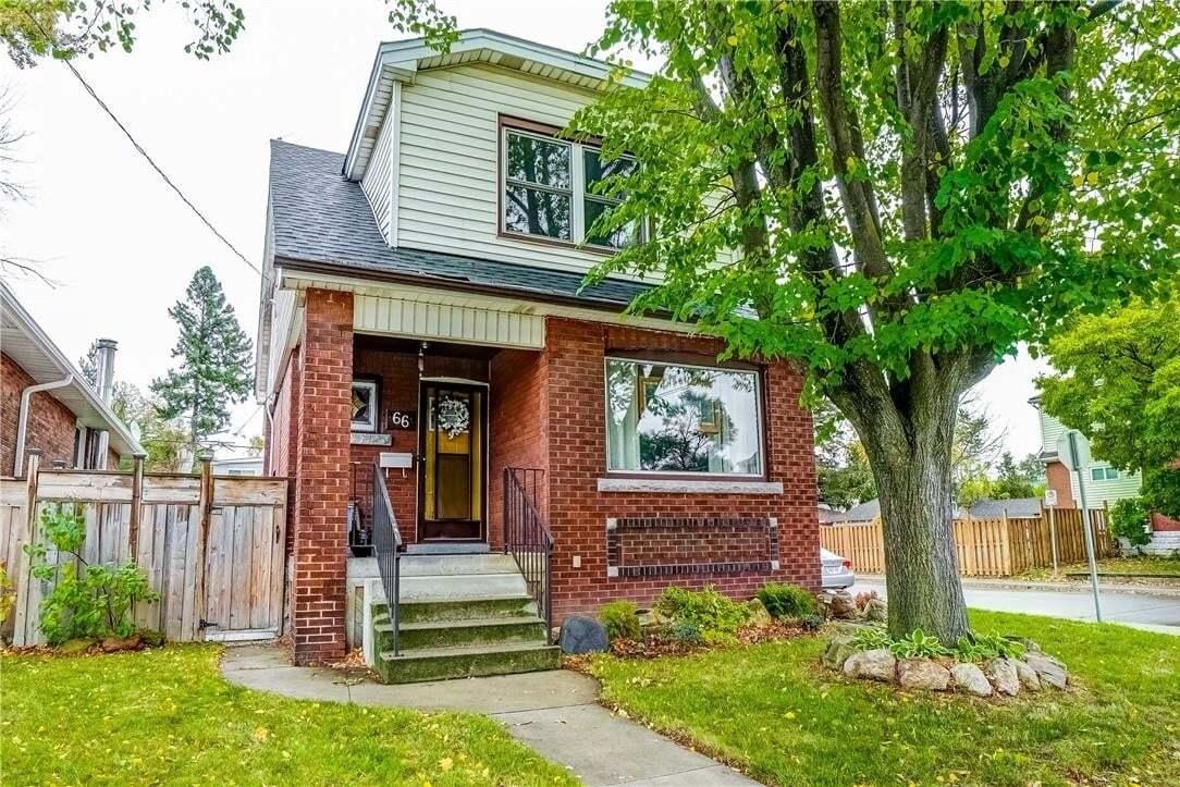 House for sale at 66 Cameron Ave N Hamilton Ontario - MLS: H4091164