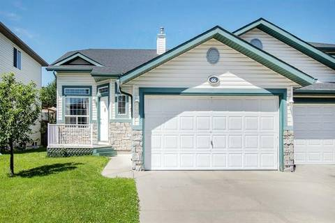 Townhouse for sale at 66 Canoe Sq Southwest Airdrie Alberta - MLS: C4258871