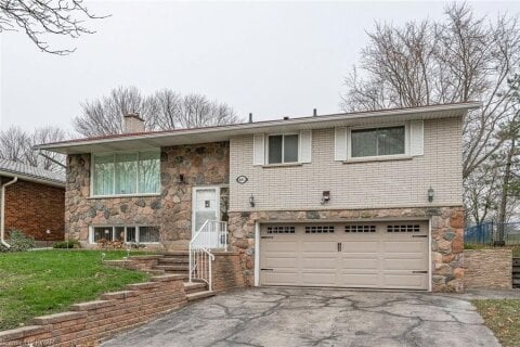 House for sale at 66 Champlain Cres Kitchener Ontario - MLS: 40047076