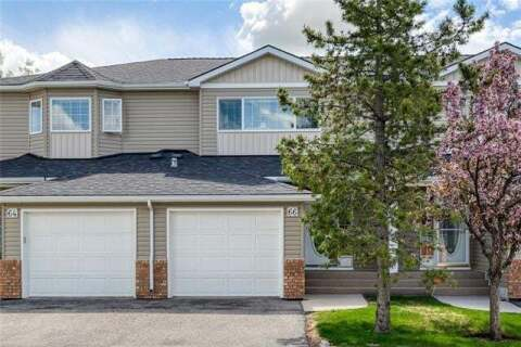 Townhouse for sale at 66 Chaparral Ridge Te Southeast Calgary Alberta - MLS: C4301625