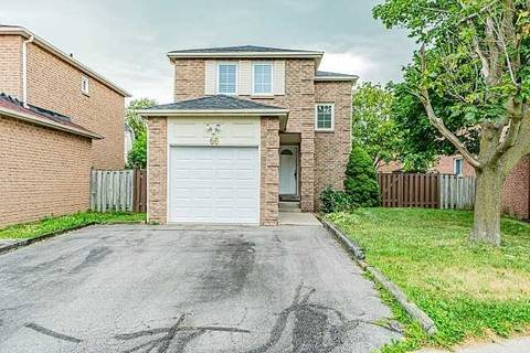 House for sale at 66 Chatfield Dr Ajax Ontario - MLS: E4519964