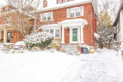 House for rent at 66 Chatsworth Dr Toronto Ontario - MLS: C4401277