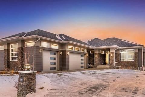 House for sale at 66 Cimarron Estates Dr Okotoks Alberta - MLS: C4285091