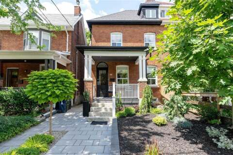 Townhouse for sale at 66 Coady Ave Toronto Ontario - MLS: E4820229