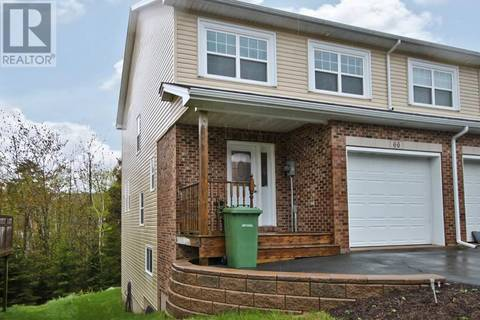 Townhouse for sale at 66 Collingwood Ct Dartmouth Nova Scotia - MLS: 201912671