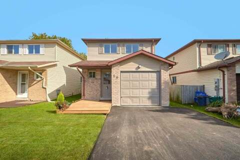 House for sale at 66 Corbett Dr Barrie Ontario - MLS: S4925178