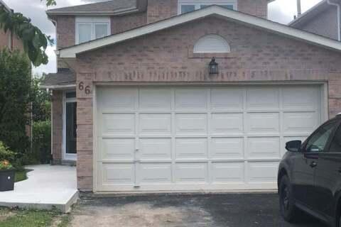 House for rent at 66 Cortez Ct Brampton Ontario - MLS: W4791160