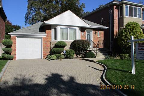House for rent at 66 Dunblaine Ave Toronto Ontario - MLS: C4487373